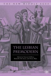 cover of the lesbian premodern